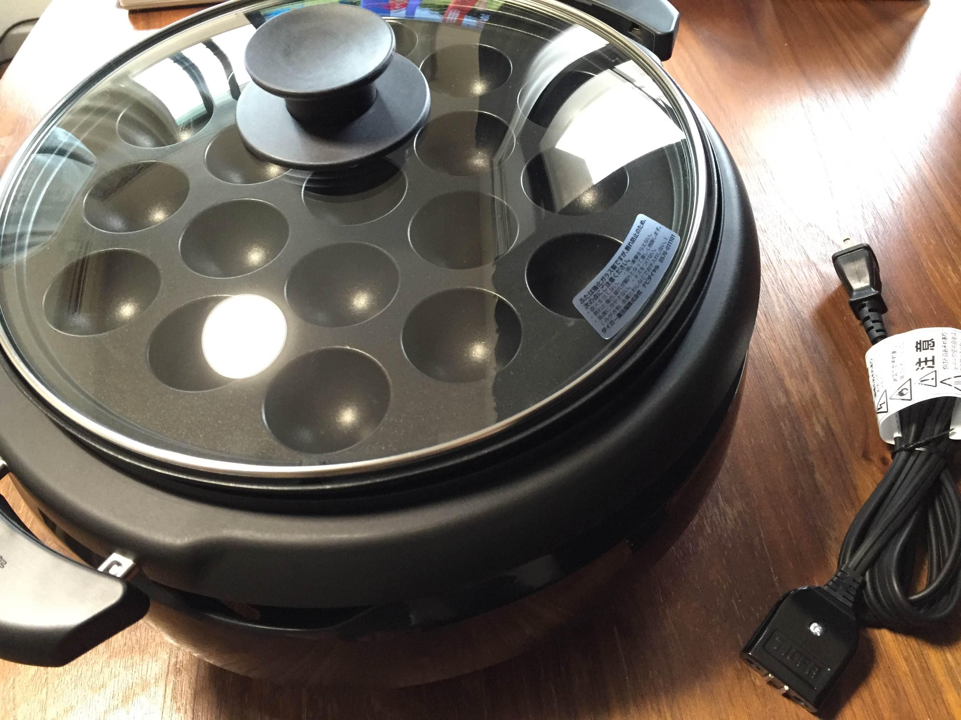 タイガー グリル鍋 3.7L プレート 3枚 タイプ