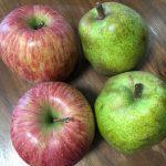 山形県天童市から名産のリンゴとラ・フランス各5kgが到着!【2016年版】