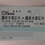 東京~金沢・福井のJR乗車券を安くする方法!往復ではなく一周切符を買おう!