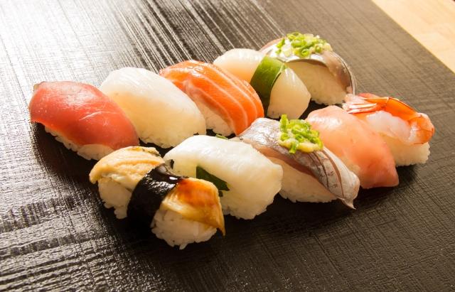 金沢駅 寿司