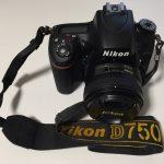 初めてのフルサイズ一眼レフカメラをD750にした理由と感想