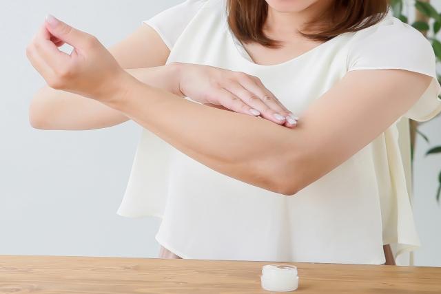 乾燥肌 湿疹