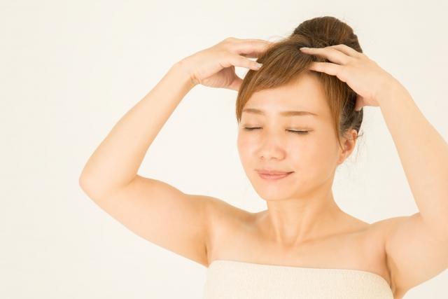 頭皮 かゆみ 乾燥 対策