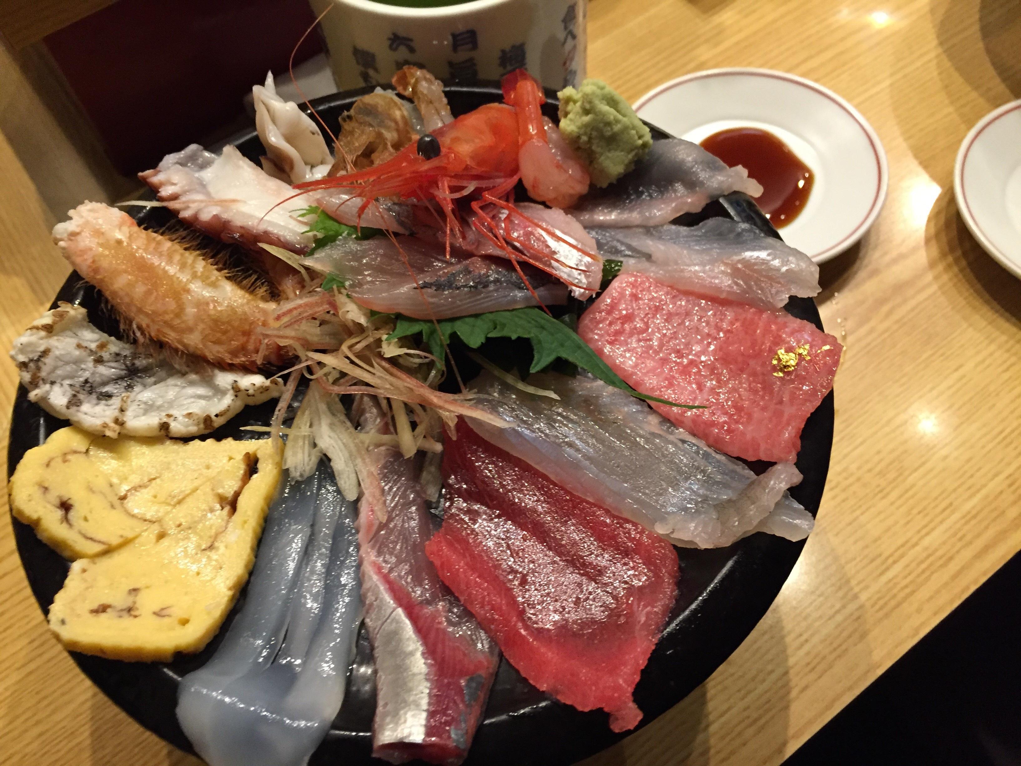 近江町市場 いきいき亭 海鮮丼