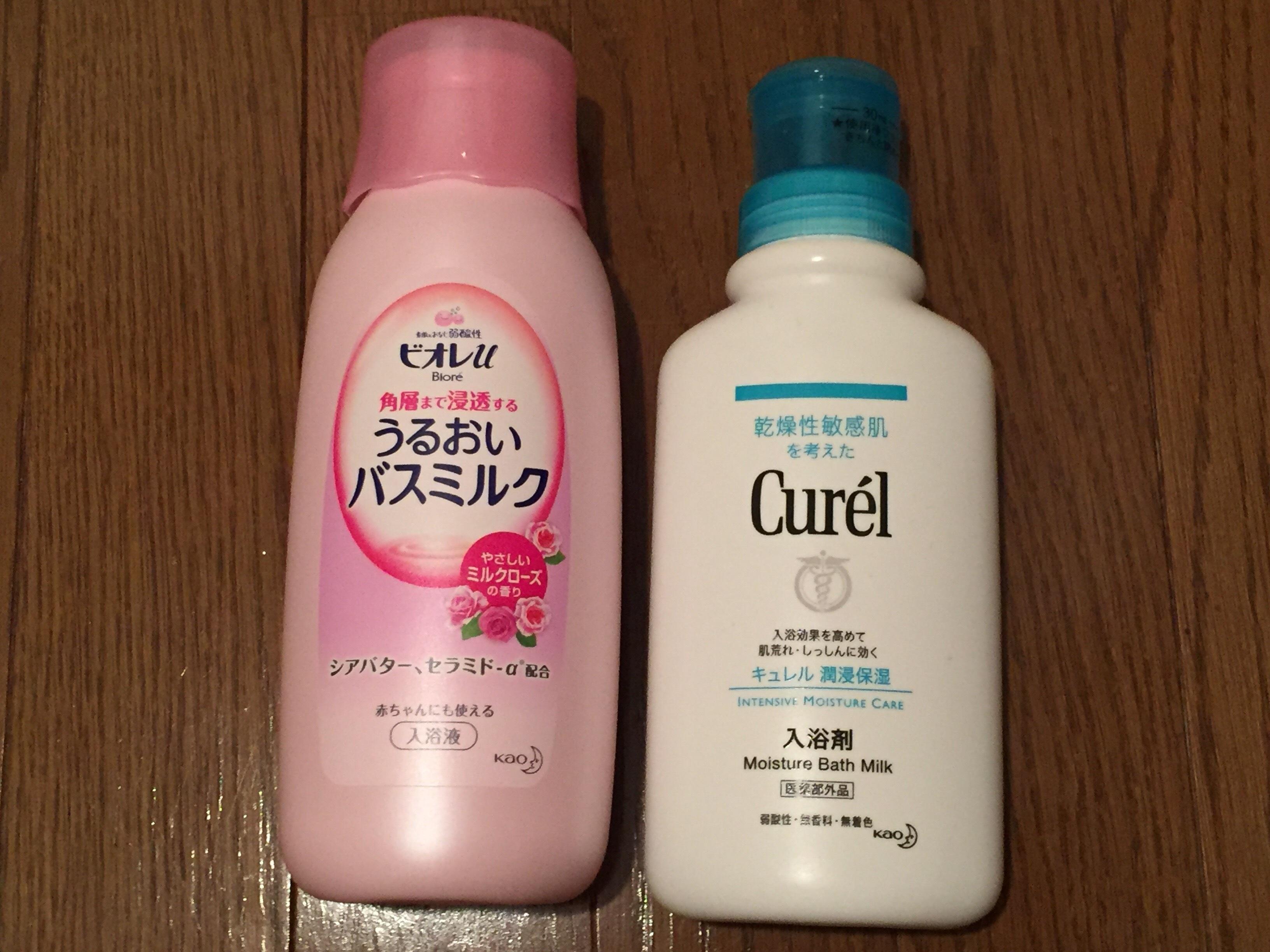 乾燥肌 入浴剤