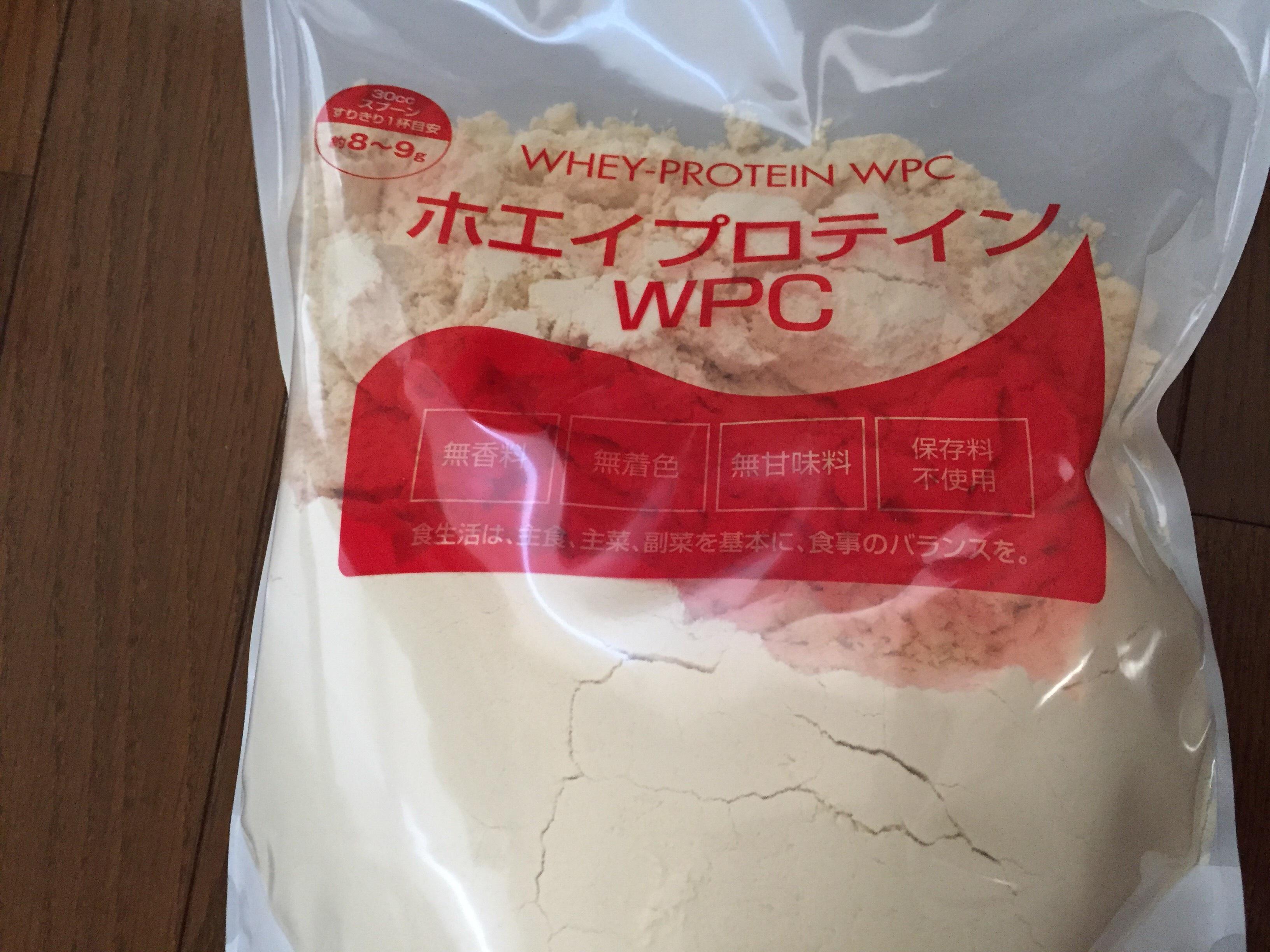 ニチエー プロテイン WPC