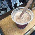 【ファミマ】生チョコ仕立ての濃厚ショコラフラッペはアレの味がした