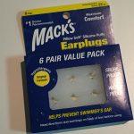 痛くない!睡眠用シリコン耳栓『Mack's Pillow Soft』のススメ