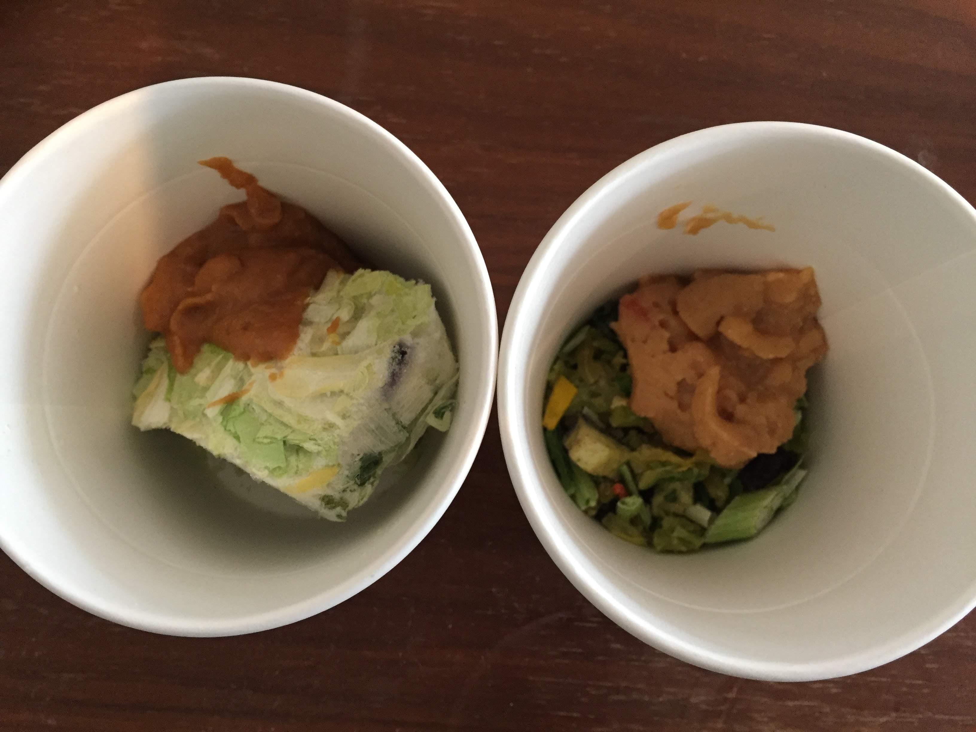野菜みそ汁 ローソン ファミマ